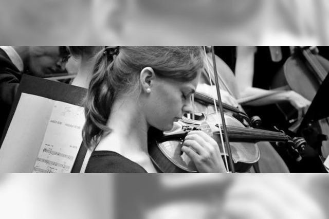 Freiburger Studenten-Orchester spielt am 14. Juli das Konzert zum Sommersemester