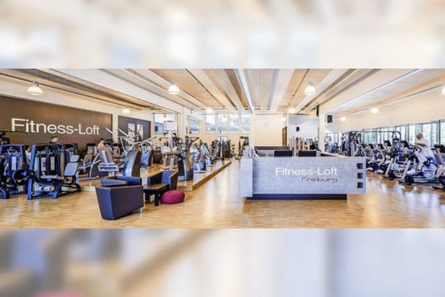 Fitness-Loft goes West