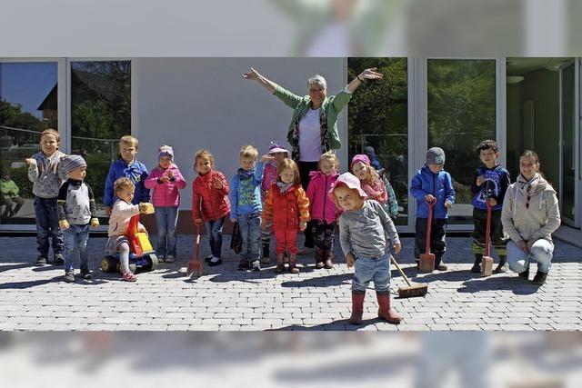 Tag des offenen Kindergartens