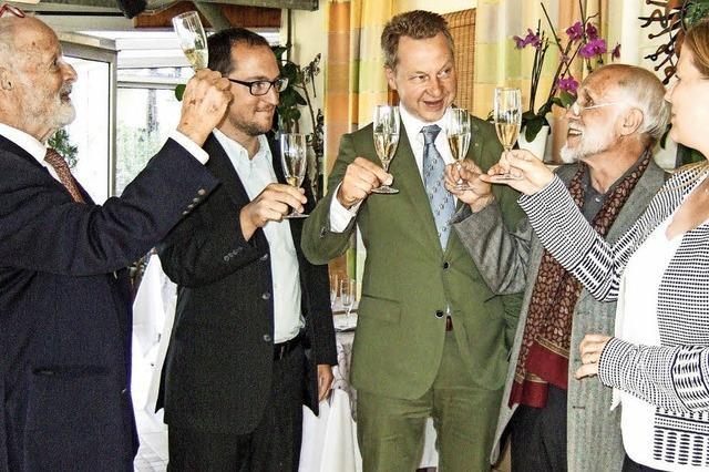 Jürgen Lange von Kulessa neuer Präsident