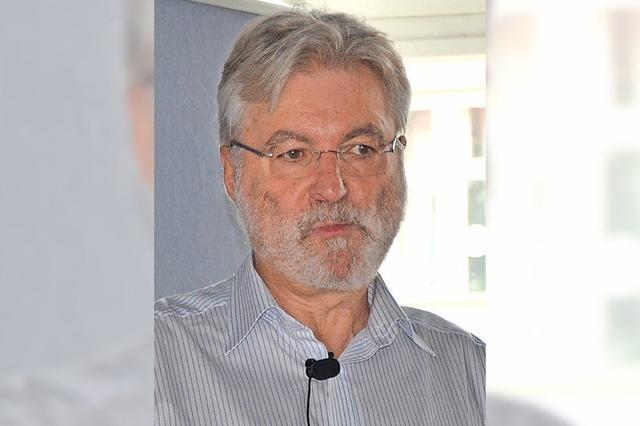 BZ-Herausgeber Thomas Hauser zu Gast in Lörrach