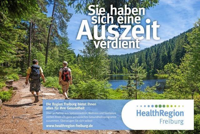 Einladung in die Region Freiburg