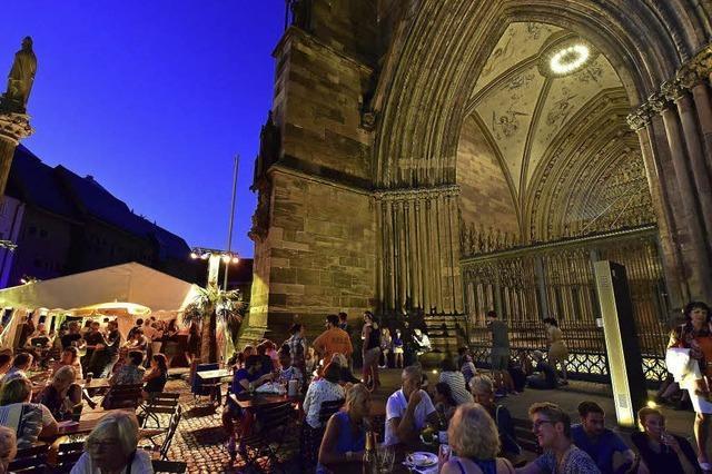 Das Freiburger Weinfest knackt den Besucherrekord