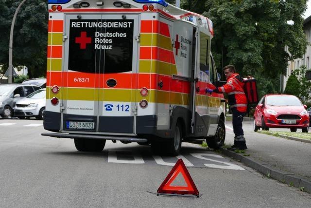 Der Rettungsdienst in Rheinfelden stößt an seine Grenzen