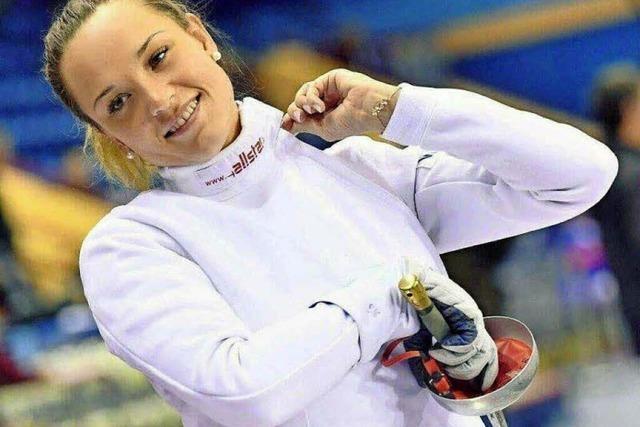 Alte russische Fechtschule: Alexandra Ehler