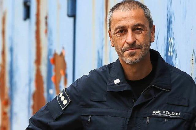 Wie ein Lahrer Polizeihauptkommissar den Einsatz in Hamburg erlebt hat