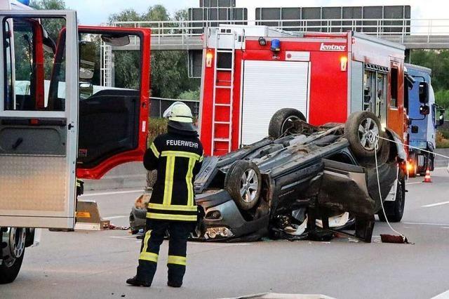 Verkehrspolizei ist entsetzt über Behinderung von Rettungskräften