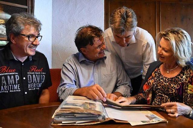 BZ-Leser erkunden die Luisenhöhe in Horben