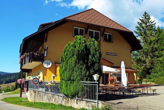 Ein Haus in idyllischer Lage