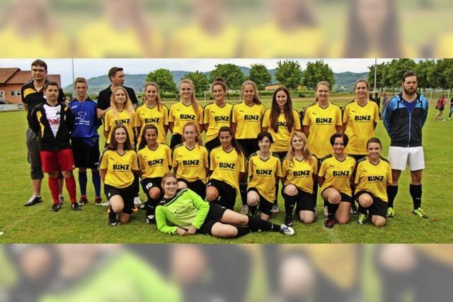 SV Forchheim mit neuem Damenteam