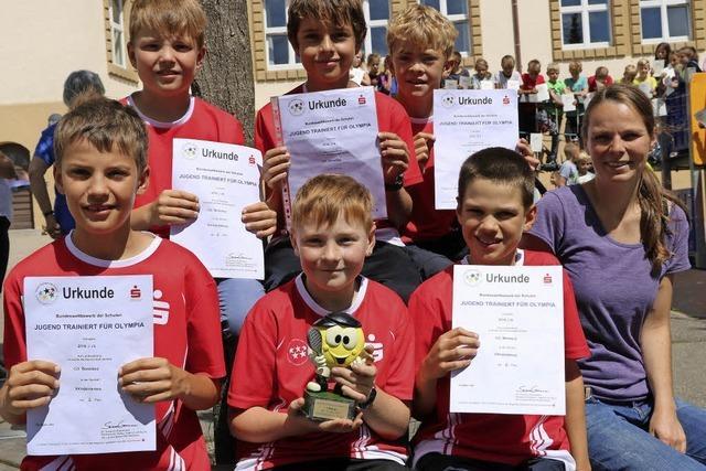 Junge Tennisspieler holen Vize-Landesmeistertitel