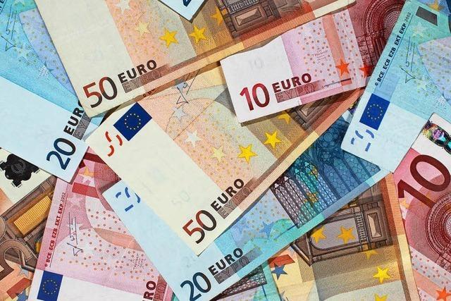 In der Lörracher Stadtkasse ist wieder mehr Geld