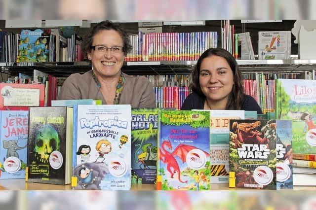 2000 Euro für 250 Kinderbücher