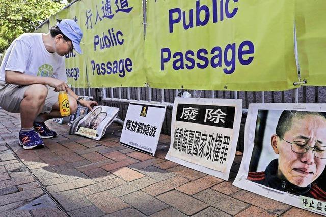 Chinas Friedensnobelpreisträger Liu Xiaobo war hochmoralisch bis in den Tod
