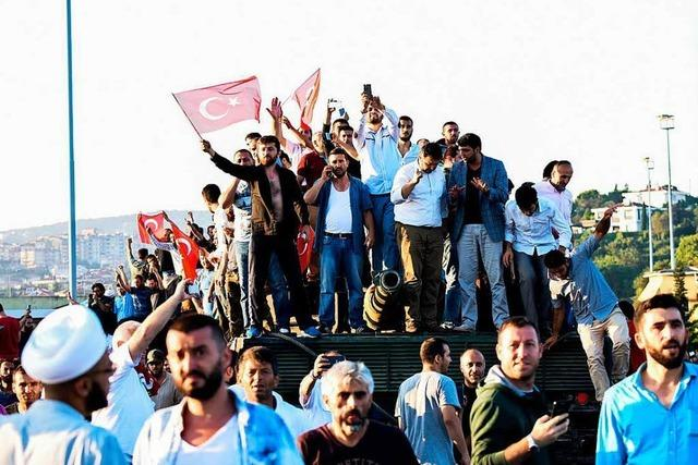 So steht die Türkei ein Jahr nach dem Putschversuch da