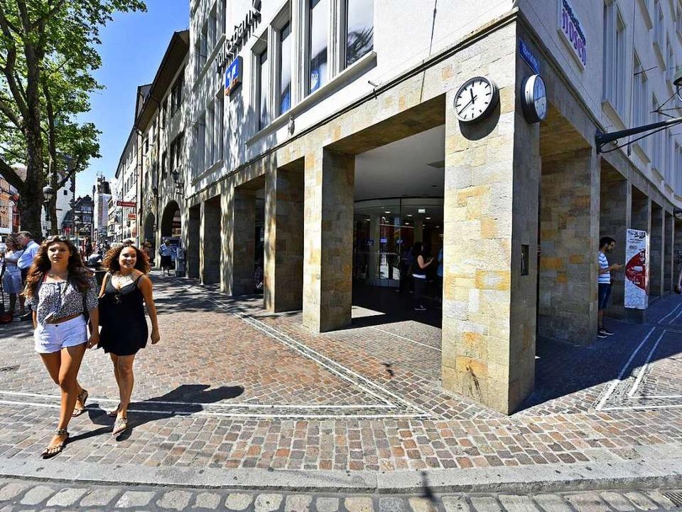 Diese Freiburger Häuser stammen aus der Nazizeit ...
