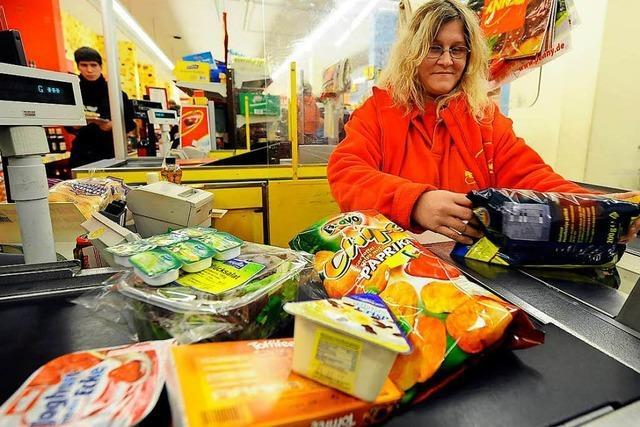 Für welchen Warentrenner ist man im Supermarkt zuständig?