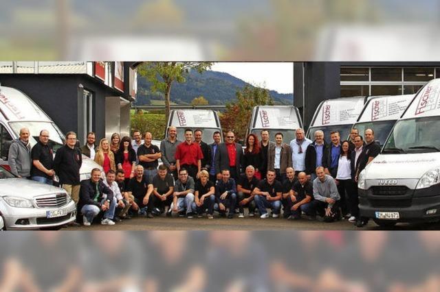 25 Jahre Küchenatelier Fischer