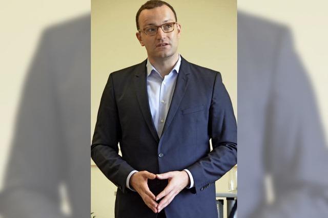 Spahn will Digitalisierung aktiv gestalten