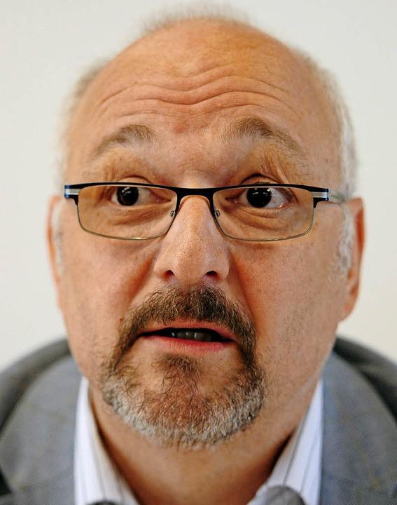 Jürgen Grässlin  | Foto: dpa