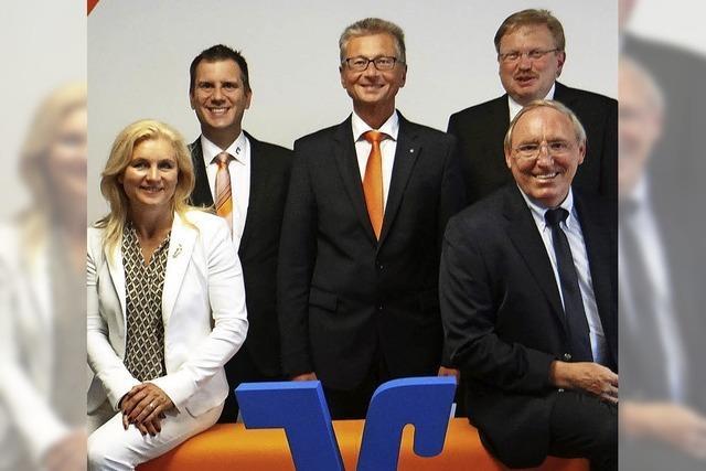 Volksbank gründet Tochtergesellschaft