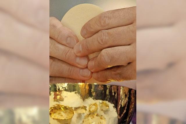 Wehr feiert Goldene Kommunion