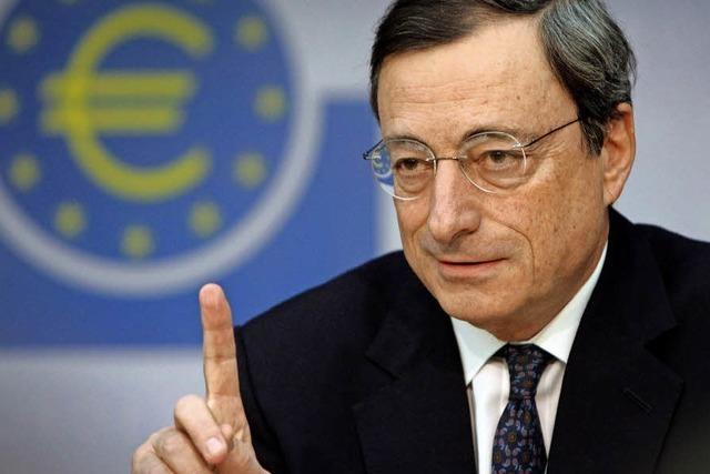 Draghi treibt die Renditen