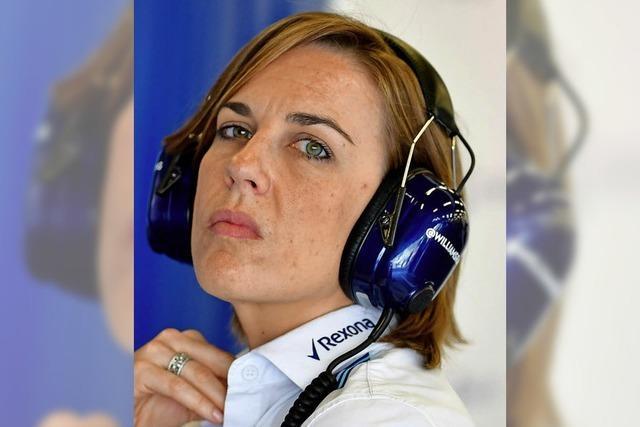 Team Williams feiert in Silverstone 40-jährigen Geburtstag