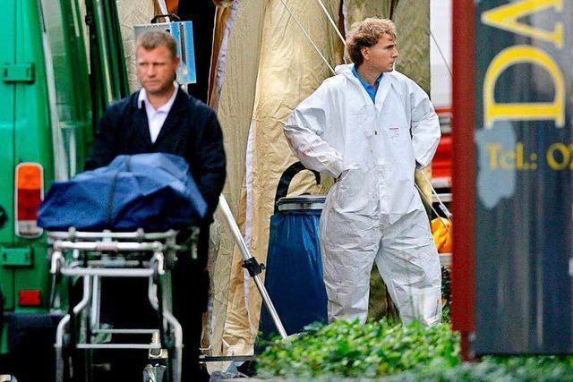 Italienische Mafia hat sich in Deutschland ausgebreitet