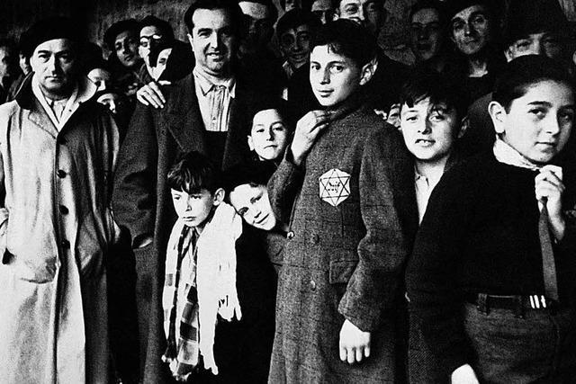 Vor 75 Jahren wurden Juden in Paris zusammengetrieben