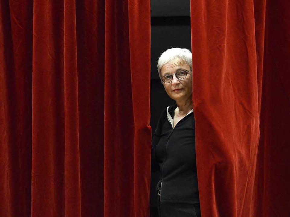 Bald fällt der letzte Vorhang: Barbara...tadttheater der Zukunft nachgedacht.    | Foto: ingo schneider/Maurice Korbel