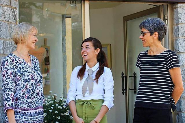 Von Gran Canaria nach St. Peter um Hotelfachfrau zu werden