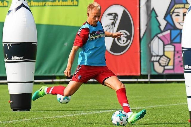 Wechsel fix: Havard Nielsen unterschreibt in Düsseldorf