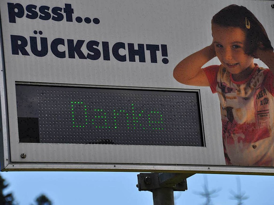 Die Anzeigen zeigen laut Thomas Marwein Wirkung.  | Foto: Nicolai Kapitz