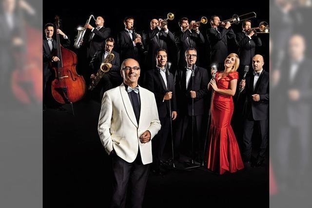 Glenn Miller Orchestra in Höchenschwand