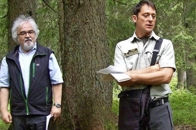Gottesdienst zwischen Wald und Wiesen