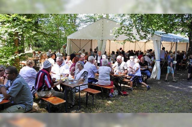 Rustikales Fest für alte und neue Siedler