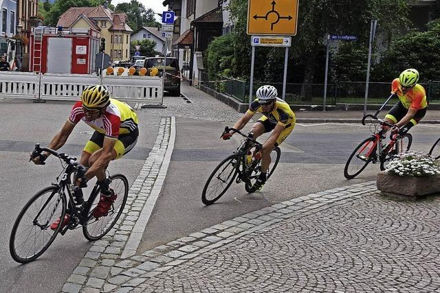 Warias dominiert Rennen in Elzach