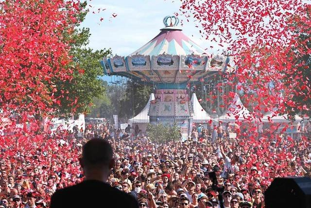 Warum Techno-Festivals wie die