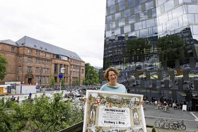 Tourismuswerbung lockt Besucher auch mit moderner Architektur an