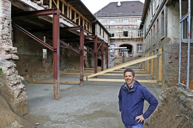Alexander Hugenberg investiert im großen Stil in den Denkmalschutz