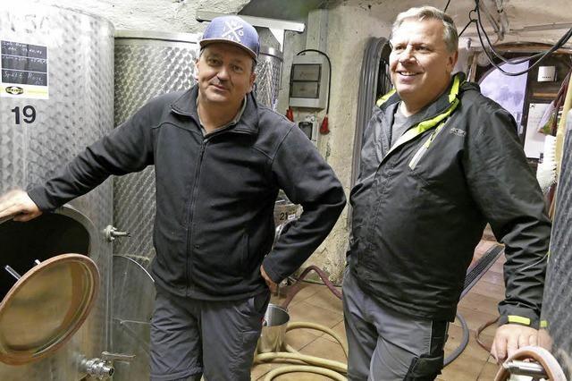 36 Hobby-Winzer in der IG Weinbau Herten überzeugen mit der Qualität ihrer Tropfen