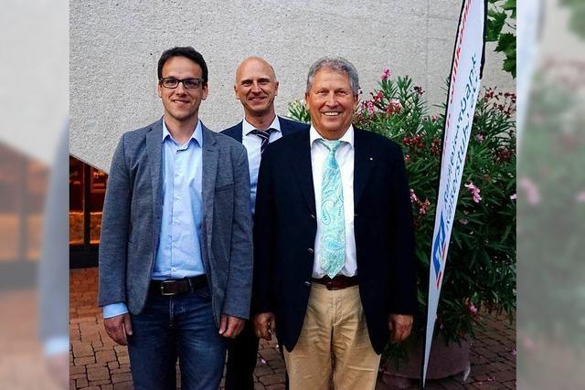 Raiffeisenbank Kaiserstuhl mit Geschäftsjahr 2016 zufrieden