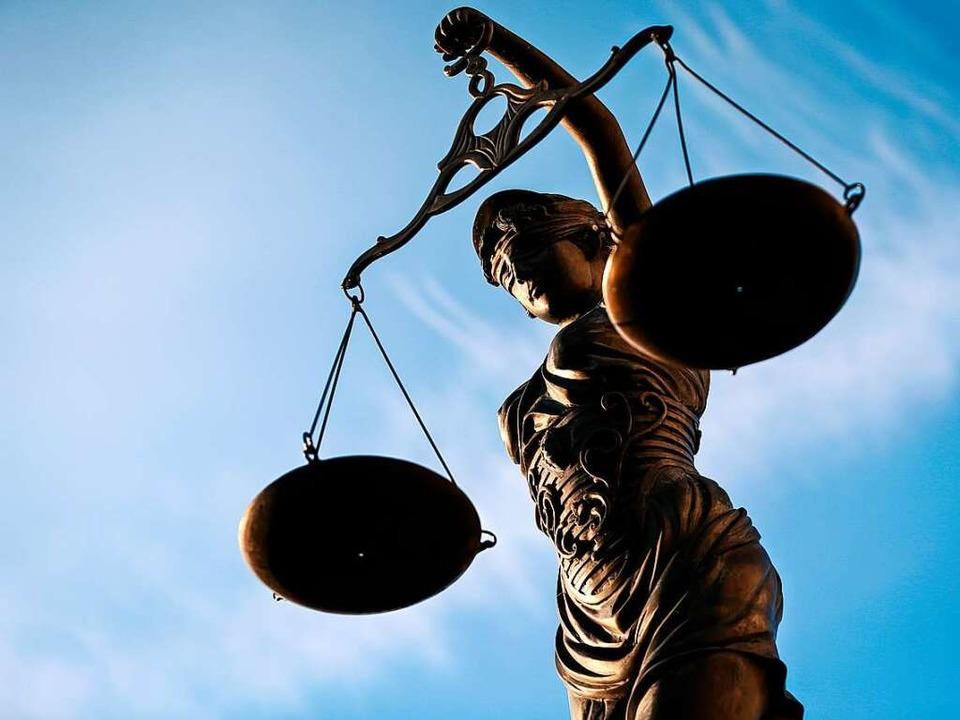 Fall Maria L.: Der Prozess gegen Husse...ugendkammer des Landgerichts Freiburg.  | Foto: David-Wolfgang Ebener