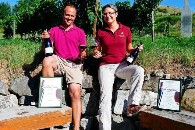Doppelsieg für Kaiserstühler Jungwinzer