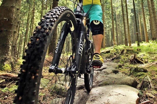 Bergwacht rettet schwer verletzten Mountainbiker am Rosskopf