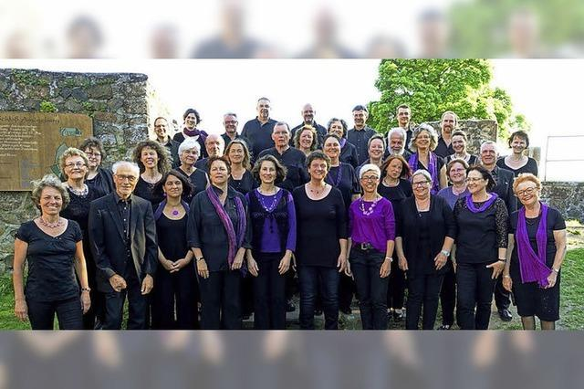 Jubiliäum der Purple Chariots in der Ludwigskirche