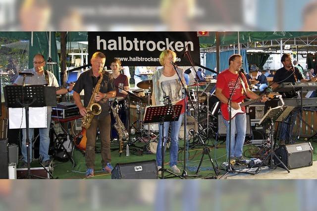 Halbtrocken in Emmendingen-Maleck