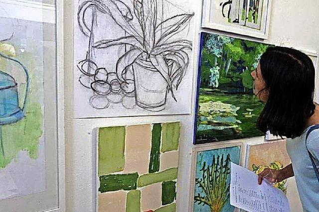 Beschäftigung mit Kunst als Weg zur Selbsterkenntnis