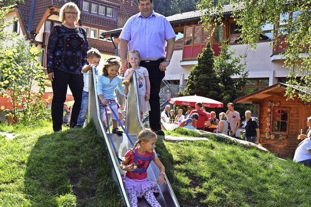 Spiel und Spaß im Kindergarten
